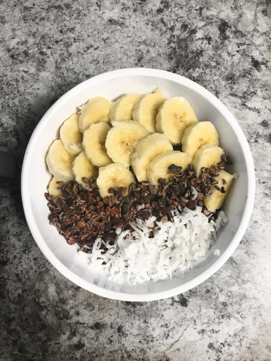 Vegan Oatmeal, recipe Coconut Oatmeal, Chocolate Oatmeal