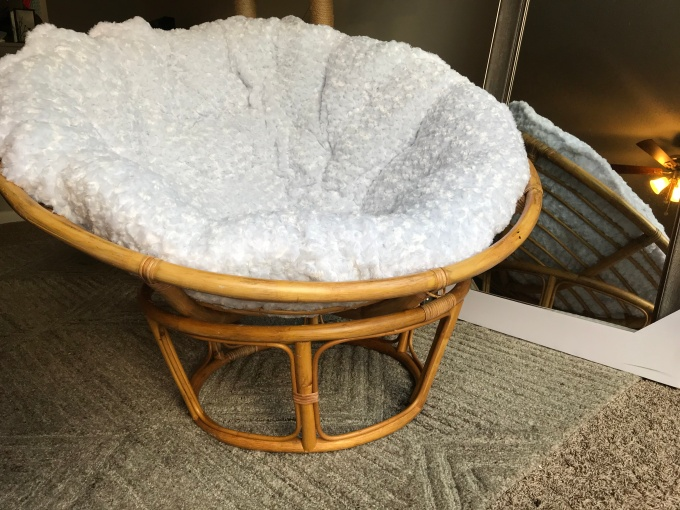 DIY Faux Fur Pillow
