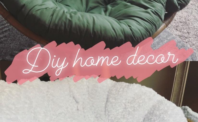 DIY College Home-Decor