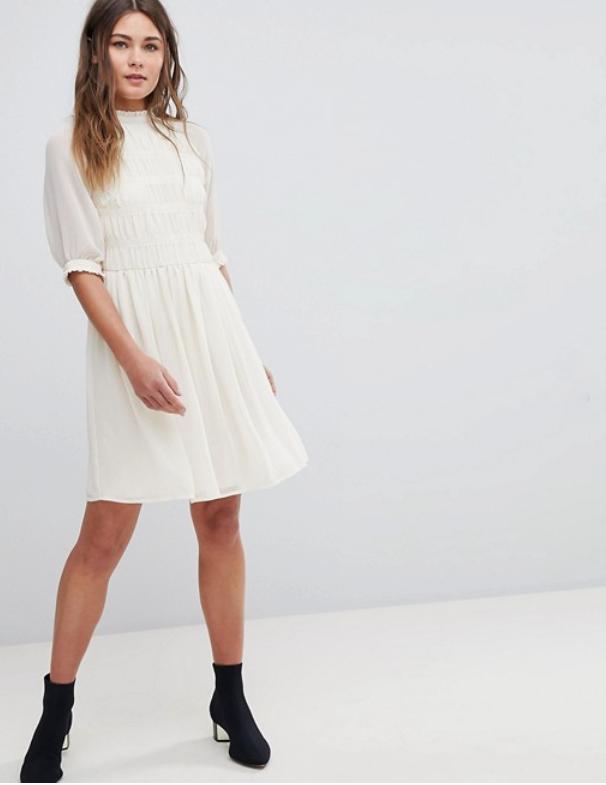 Smock Prairie Dress Asos